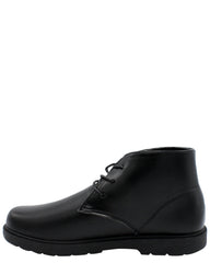 VIM Lace Up Ankle Shoes (Grade School) - Black - Vim.com