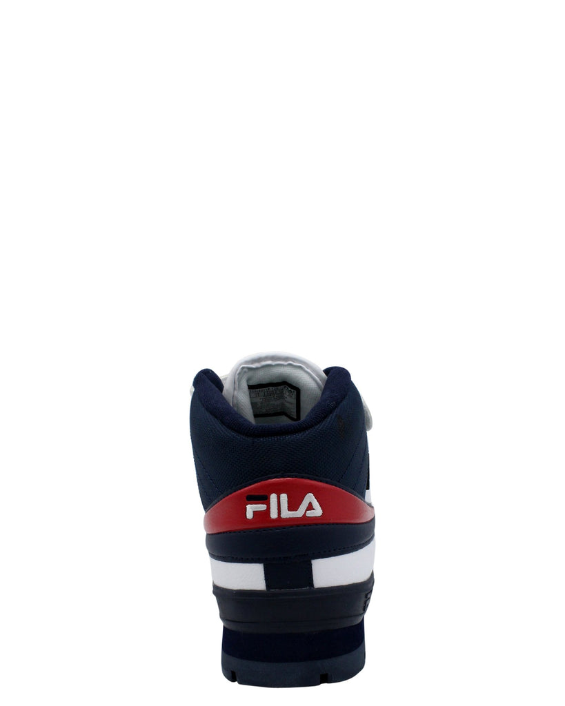 FILA Men'S F-13 Weathertec Boot - White - Vim.com