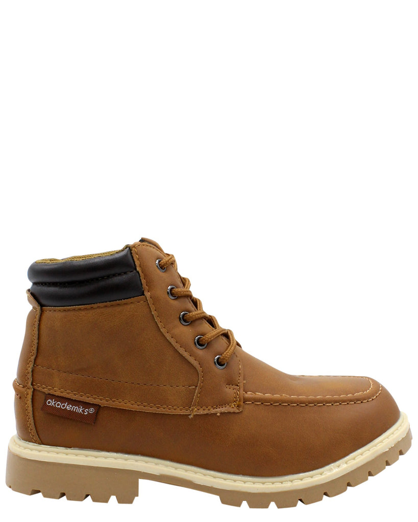 AKADEMIKS Polar 01 Boot (Pre School) - Brown - Vim.com