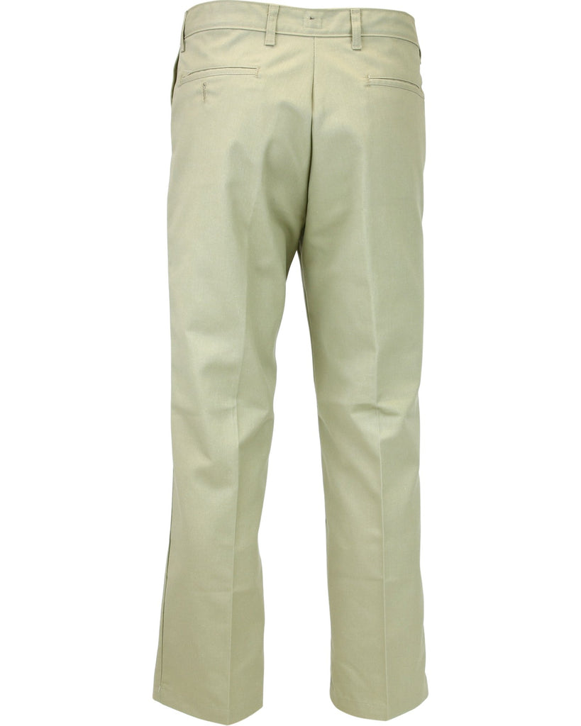 Dickies Men'S Flat Front Pants - Khaki - Vim.com
