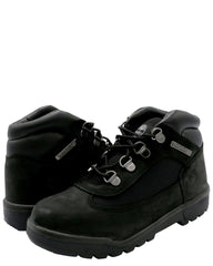 TIMBERLAND Field Boot (Pre School) - Black - Vim.com