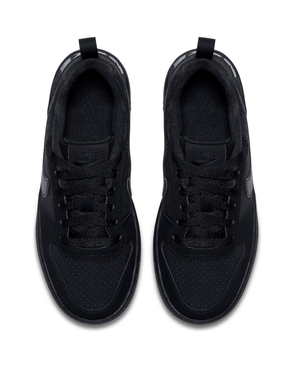 Recreation Low Sneaker (Grade School) - Black