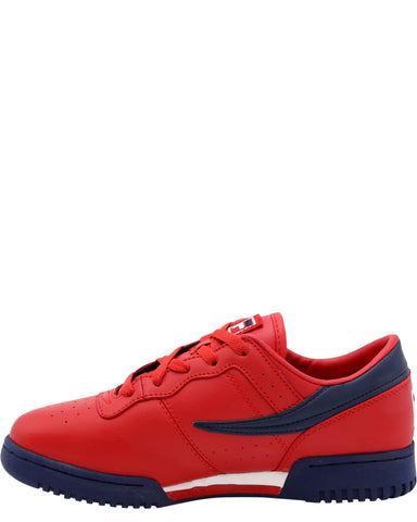Fila - Boy's Original Fitness Lo Sneakers (Grade School) - V.I.M. - 2
