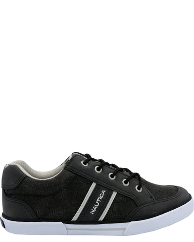 Boy's Hull 2 Toned Sneaker (Grade School)