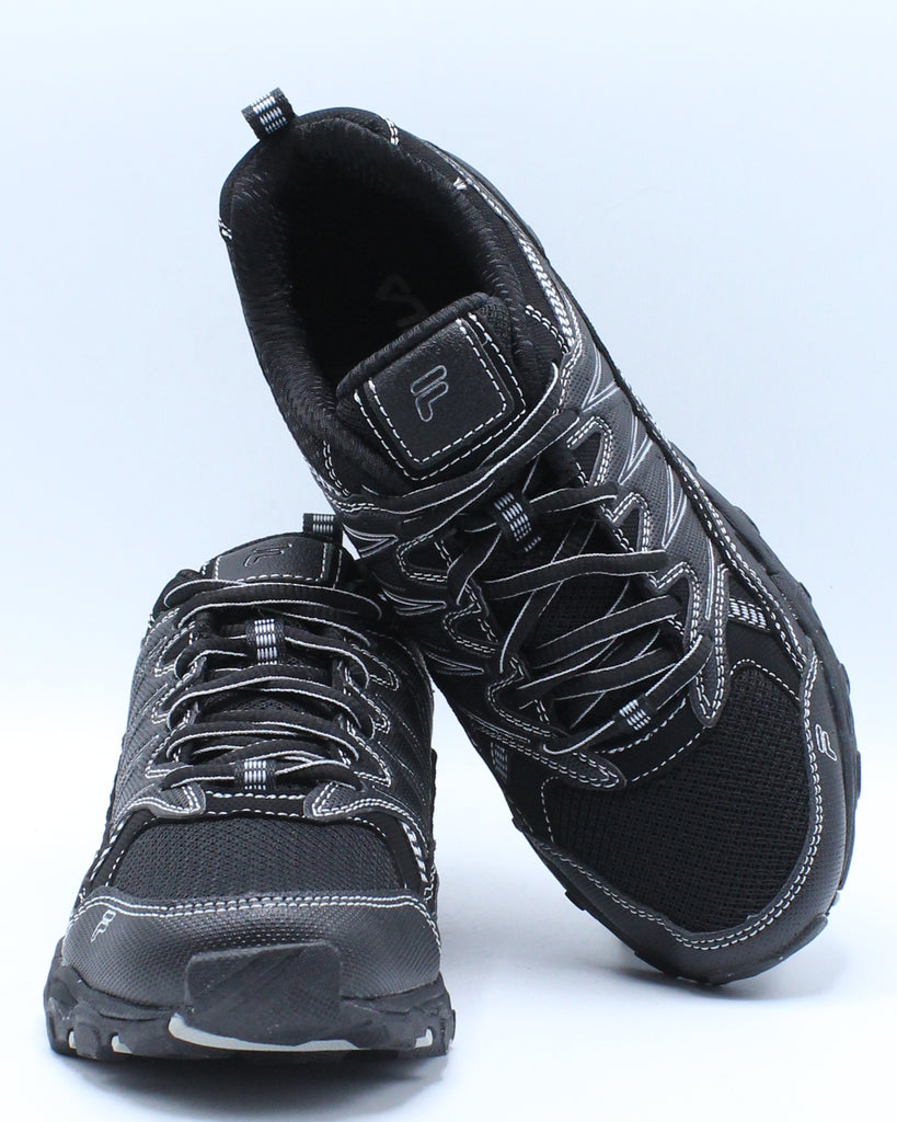 At Peake Sneaker (Grade School) - Black