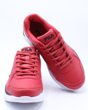 Kid's Stir Up Sneaker (Grade School) - Red