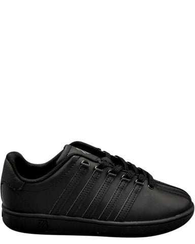 K-Swiss Boys' Classic Vn Sneakers (Pre School) - Black - Vim.com