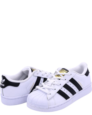 Superstar Sneaker - White Black