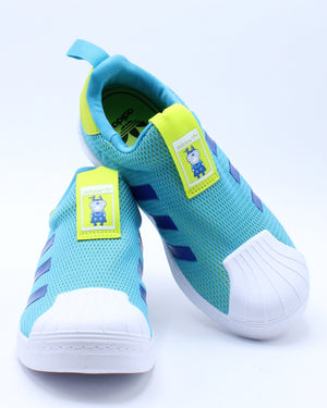 Kid's Superstar 360 Sneaker (Pre School) - Blue