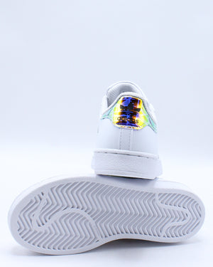 Kid's Superstar C Sneaker (Pre School) - White