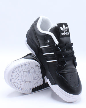 Kid's Rivalry Low C Sneaker (Pre School) - Black White
