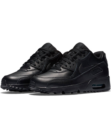 Air Max 90 Sneaker (Grade School) - Black