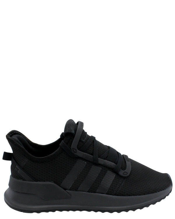 U Path Run J Sneaker (Grade School) - Black