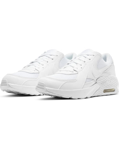 Air  Max  Excee Sneaker (Grade School) - White