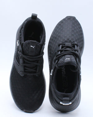 Pacer Next Excel Jr Sneaker (Grade School) - Black
