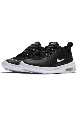 NIKE-Kid's Air Max Axis Sneaker (Grade School) - Black White-VIM.COM