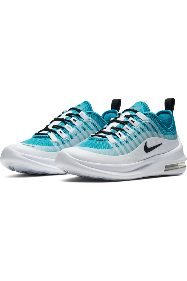 NIKE-Kid's Air Max Axis Sneaker (Grade School) - Aqua White-VIM.COM