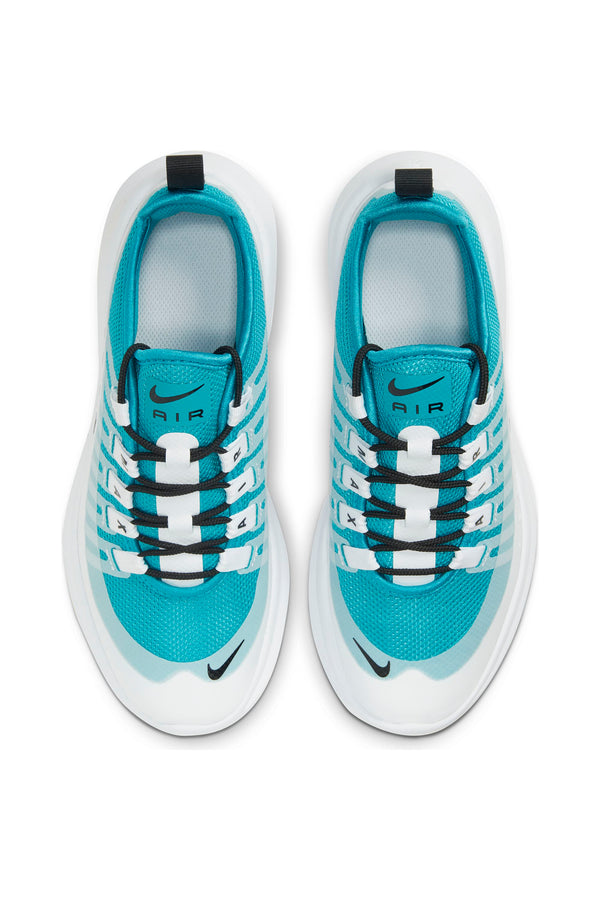 Kid's Air Max Axis Sneaker (Grade School) - Aqua White