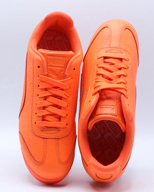 Roma Wrap Sneaker (Grade School) - Orange