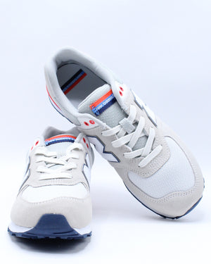 GC574NCR Low Top Sneaker (Grade School) - Grey