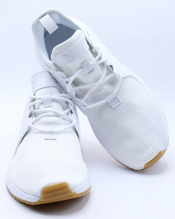 Kid's Xplr J Shoe (Grade School) - White Gum