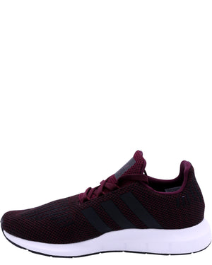 Swift Run C Sneaker (Pre School) - Maroon White