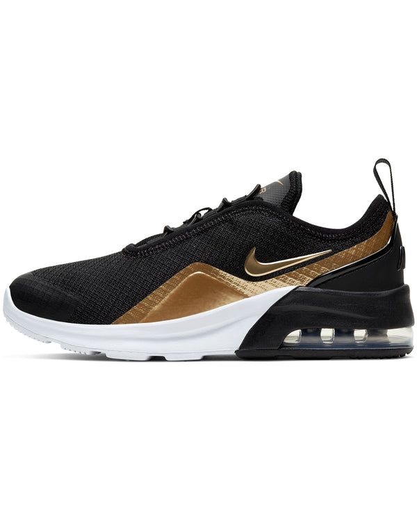 Air Max Motion 2 Sneaker (Pre School) - Black Gold