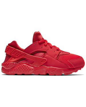 NIKE-Huarache Run Sneaker (Pre School) - Red-VIM.COM