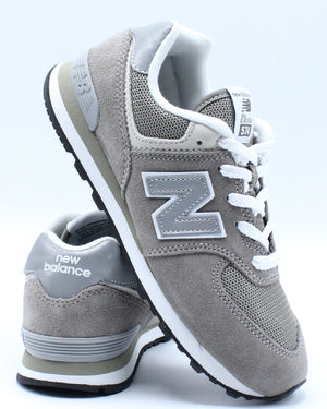 NEW BALANCE-574 Sneaker (Pre School) - Grey-VIM.COM