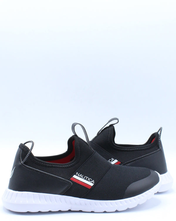 Steeper Sneaker (Pre School) - Black