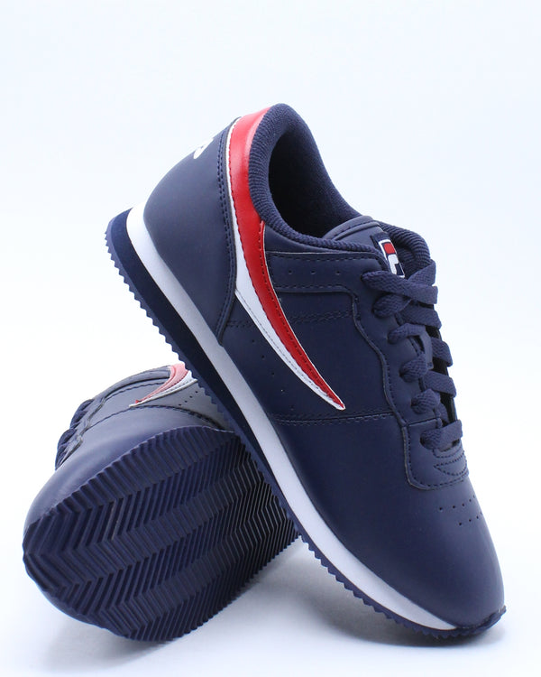 Kid's Machu Shoe (Pre School) - Navy Blue