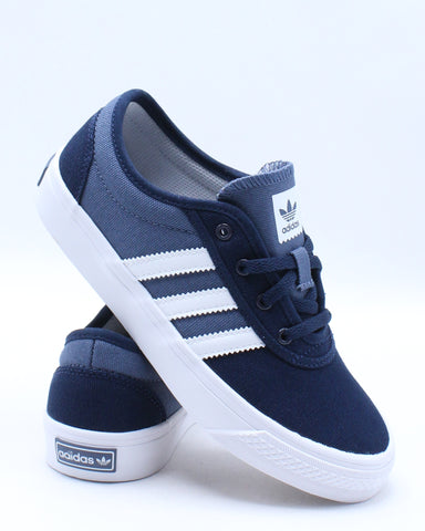 Adi Ease J Sneaker (Pre School) - Navy White