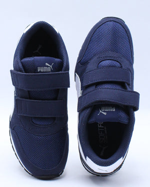 Kid's St Runner V2 Mesh Ps Sneaker (Pre School) - Navy