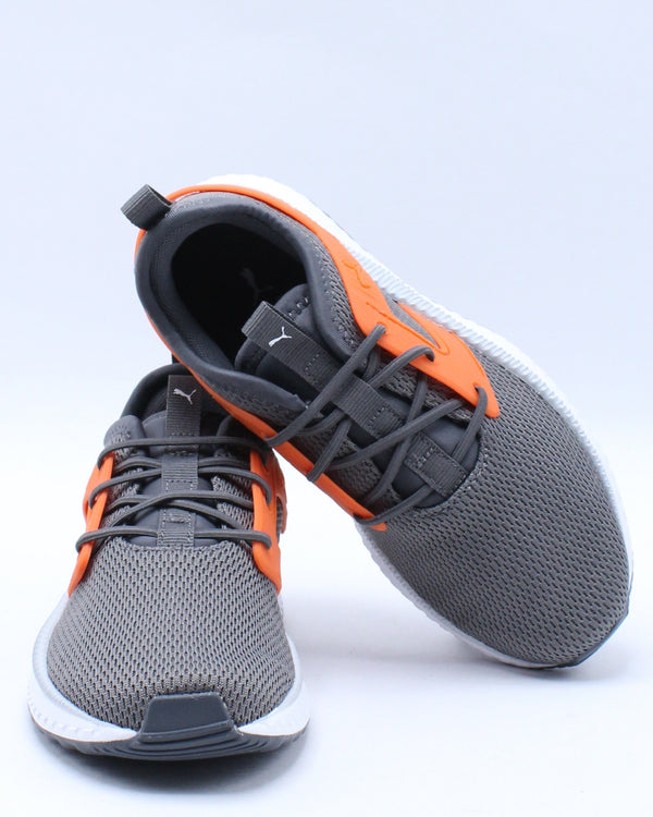 Kid's Pacer Excel Int Boys Ac Ps Sneaker (Pre School) - Grey Orange