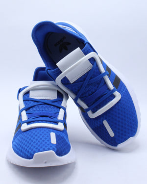 Kid's U Path Run C Sneaker (Pre School) - Blue White