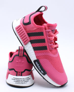 Kid's NMD R1 Shoe (Pre School) - Red Black