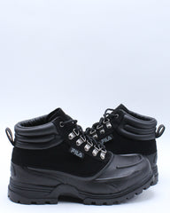 Boys' F 13 Weathertec Boots (Grade School) - Black