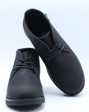 Junior Mid Chukka Boot (Grade School) - Black