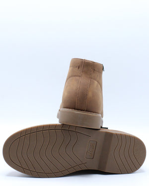 Junior Mid Chukka Boot (Grade School) - Brown