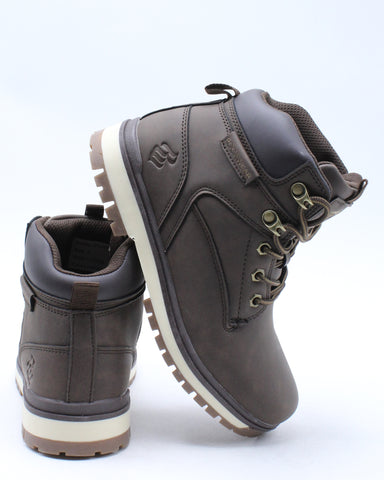 Kid's Atlanta Rw Boot (Grade School) - Brown