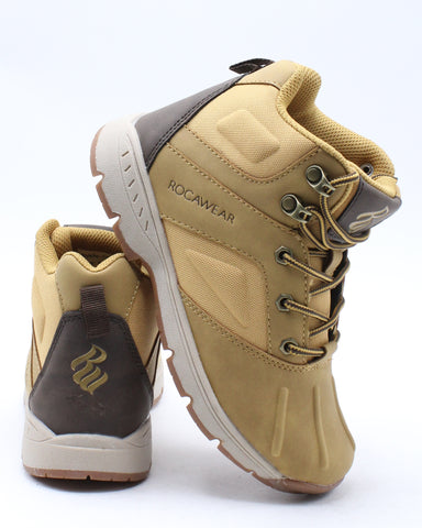Kid's Chicago Rw J Boot (Grade School) - Wheat