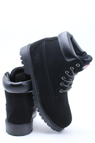 Kid's Doug 2p Boot (Grade School) - Black