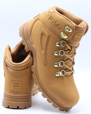 FILA-Diviner Pre Boot (Pre School) - Wheat-VIM.COM