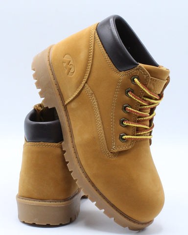 Chukka Boot (Pre School) - Wheat-VIM.COM