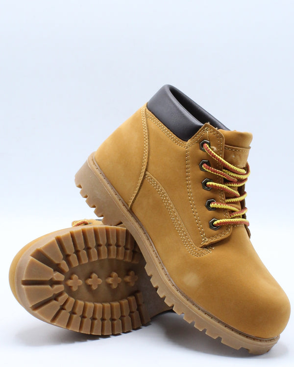 Chukka Boot (Pre School) - Wheat