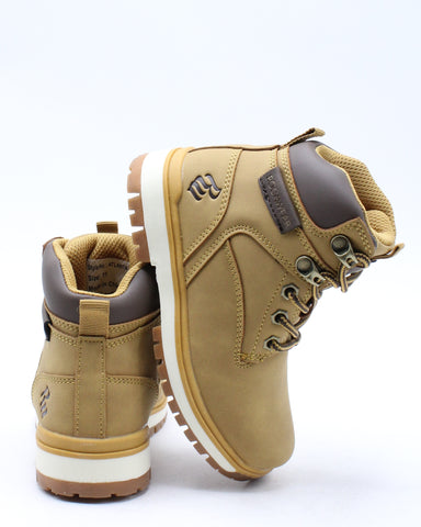 Kid's Atlanta Rw K Boot (Pre School) - Wheat
