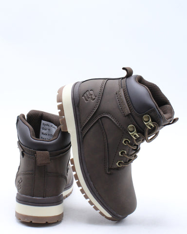 Kid's Atlanta Rw K Boot (Pre School) - Brown