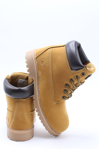 Kid's Doug 2P Boot (Pre School) - Wheat