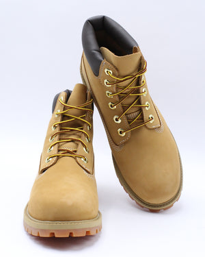 6-Inch Waterproof Boots (Grade School) - Wheat
