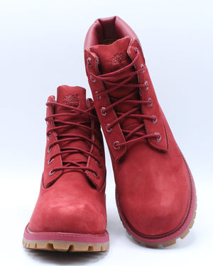 6 Inch Waterproof Boot (Grade School) - Red